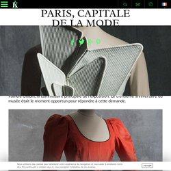 Exposition Fashion Forward au Musée des Arts de la Mode, Musée des Arts Décoratifs, Paris