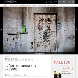 """""""Prisons"""", une exposition de Grégoire Korganow la MEP"""