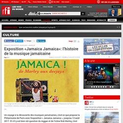 Exposition «Jamaica Jamaica»: l'histoire de la musique jamaïcaine - Culture