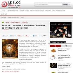 Du 14 au 22 décembre la Maison Louis Jadot ouvre sa cuverie pour une exposition