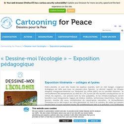 Exposition itinérante «Dessine-moi l'écologie»