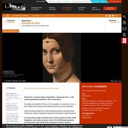 Exposition - Léonard de Vinci