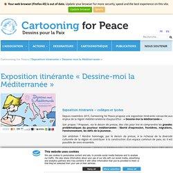 Exposition itinérante «Dessine-moi la Méditerranée»