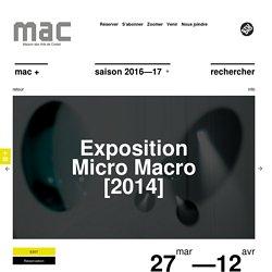 Exposition Micro Macro