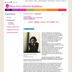 Exposition Lore Krüger une photographe en exil, 1934-1944au Musée d'art et d'histoire du Judaïsme