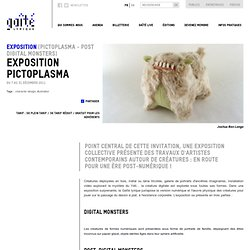 Exposition Pictoplasma
