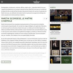Exposition et rétrospective Martin Scorsese