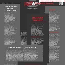 Exposition Guerres Secrètes - Parcours de l'exposition partie 2
