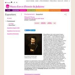 Exposition Édouard Moyse peintre de la vie juive au XIXe siècleau Musée d'art et d'histoire du Judaïsme