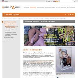 Expo : la tapisserie de Picasso à Messager à Angers jusqu'au 31/10