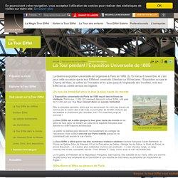 La Tour pendant l'Exposition universelle de 1889 – Connaître le monument – Toureiffel.paris