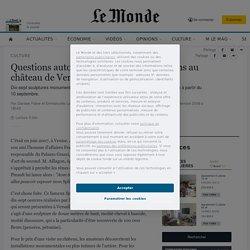 Questions autour de l'exposition Jeff Koons au château de Versailles