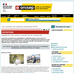 Expositions - Onisep
