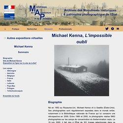 Expositions virtuelles - Michael Kenna - Médiathèque de l'architecture et du patrimoine