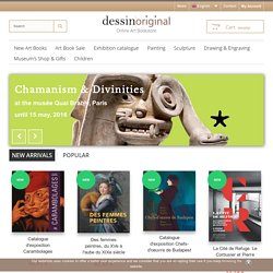 DessinOriginal.com - Livres d'art & catalogues d'expositions