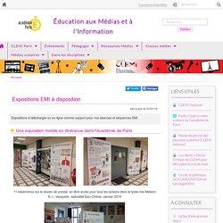 Expositions EMI à disposition
