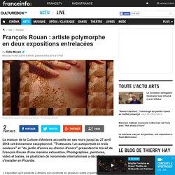 François Rouan : artiste polymorphe en deux expositions entrelacées