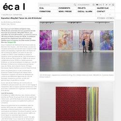 ECAL - GALERIE ELAC - EXPOSITIONS - Exposition «Ring Bell Twice» de John M Armleder
