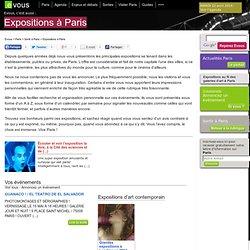 PARIS EXPOS : Actualités