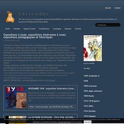 Caricadoc - Caricature - Expos fichiers numériques