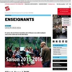 Saison 2015-2016 - A la une