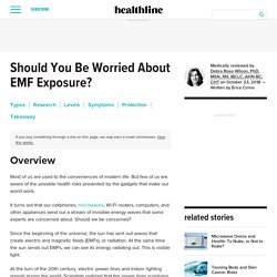 EMF Exposure: Danger Levels, Symptoms, Protection, and More