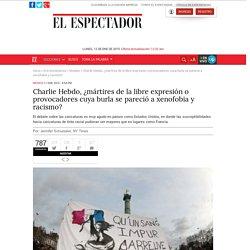 Charlie Hebdo, ¿mártires de la libre expresión?