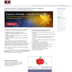 Express Animate - Logiciel gratuit d'animation pour Windows