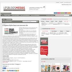 L' Expresse Styles lance son nouveau site