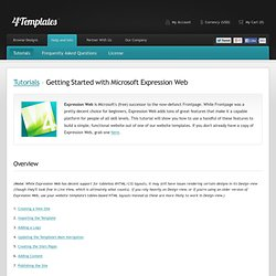 microsoft expressions templates download free software template microsoft expression web