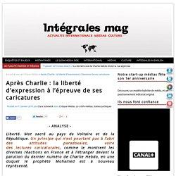 Après Charlie : la liberté d'expression à l'épreuve de ses caricatures