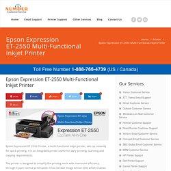 Epson Expression ET 2550 Setup & Installation