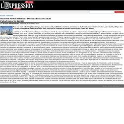 L'Expression - Le Quotidien - L'atout majeur de demain