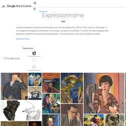 Expressionnisme- 1905/1920