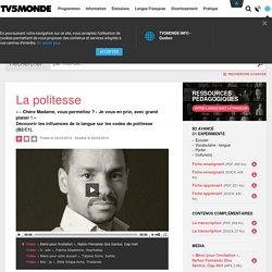 La politesse : les expressions françaises et leur équivalence dans d'autres langues