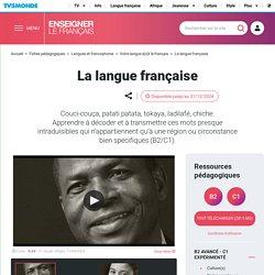 La langue française : les expressions françaises et leur équivalence dans d'autres langues