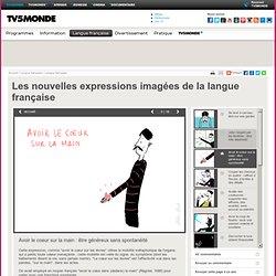 MONDE- Les nouvelles expressions imagées de la langue française- Avoir le coeur sur la main : être généreux sans spontanéité