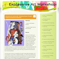 Expressive Art Journal Prompts - Reclaiming Your Authenticity with Creativity