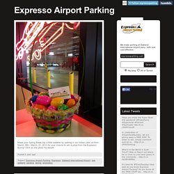 Expresso Airport Parking- Tumblr