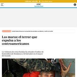 Las maras: el terror que expulsa a los centroamericanos 22-10-2018 ABC internacional