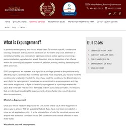 Expungement Lawyers In Allentown Pa
