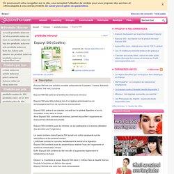Expuryl 500: tout savoir sur le produit minceur Expuryl 500