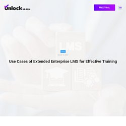 Use Cases of Extended Enterprise LMS for Effective Training