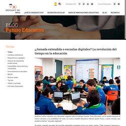 Graduate XXI » ¿Jornada extendida o escuelas digitales? La revolución del tiempo en la educación