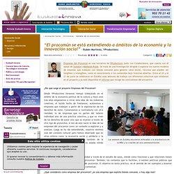 """""""El procomún se está extendiendo a ámbitos de la economía y la innovación social"""""""
