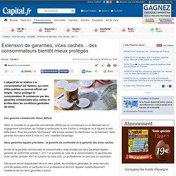 Extension de garanties, vices cachés... des consommateurs bientôt mieux protégés