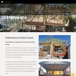 Central Coast Elite Carpentry