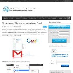 10 extensions Chrome pour améliorer Gmail