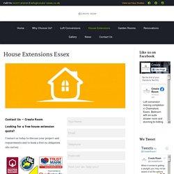 Extension Builders Essex