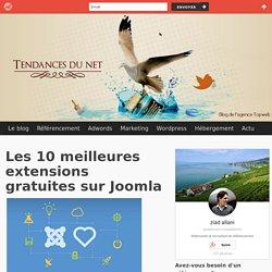 Top 10 des extensions gratuites pour Joomla